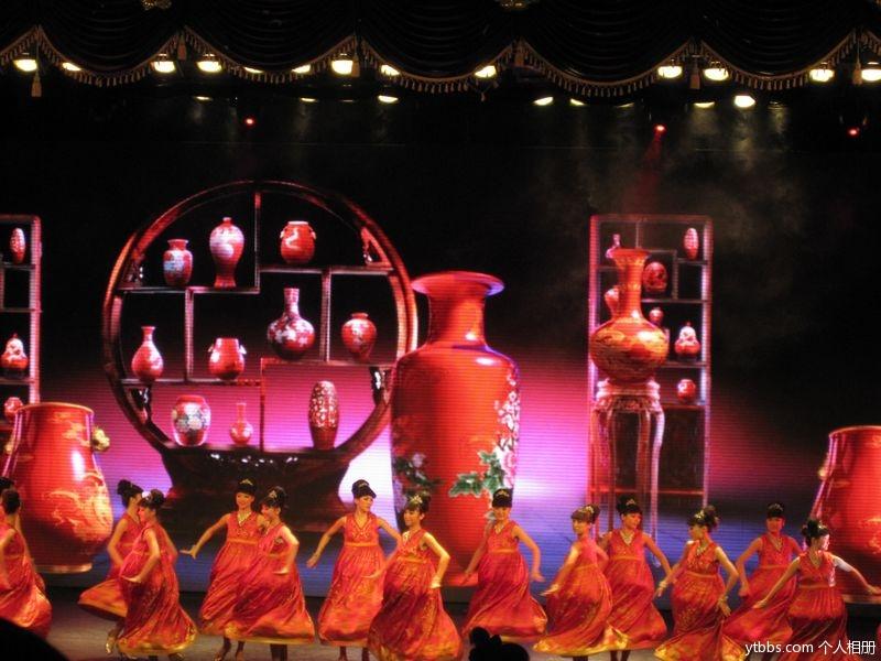 浏阳河歌曲,火红的舞蹈,让人心随舞动.这副画面是另一个舞蹈,