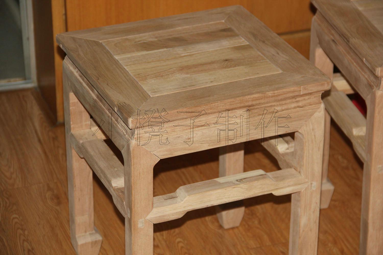 拒绝钉子纯榫卯结构实木家具