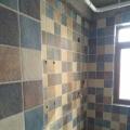 翡翠明珠701厨房卫生间贴砖