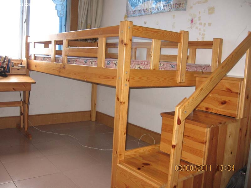 区-转二手儿童床