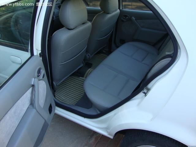 [三厢轿车] 05年白色福特嘉年华三厢精品车转让[复制链接]高清图片