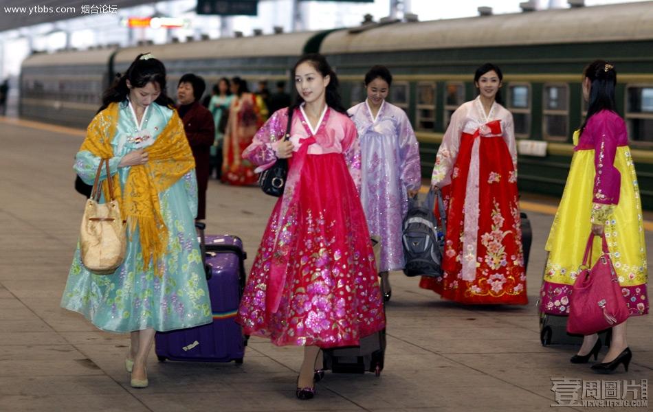 朝鲜美女_绝对想象不到朝鲜美女的潜规则