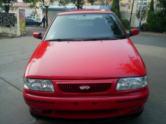 02年奇瑞风云,1.6排量,特别省油,私家车,保养很好,刚换的机油,高清图片
