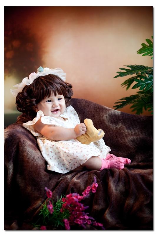 烟台儿童摄影哪家好?烟台宝宝照哪家好?