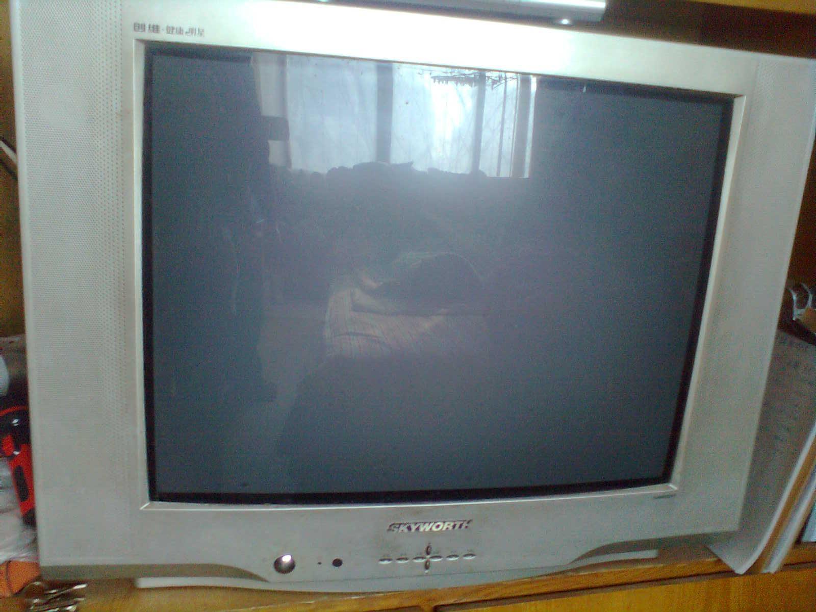 烟台论坛-烟台社区-处理29寸纯平创维电视一台已卖