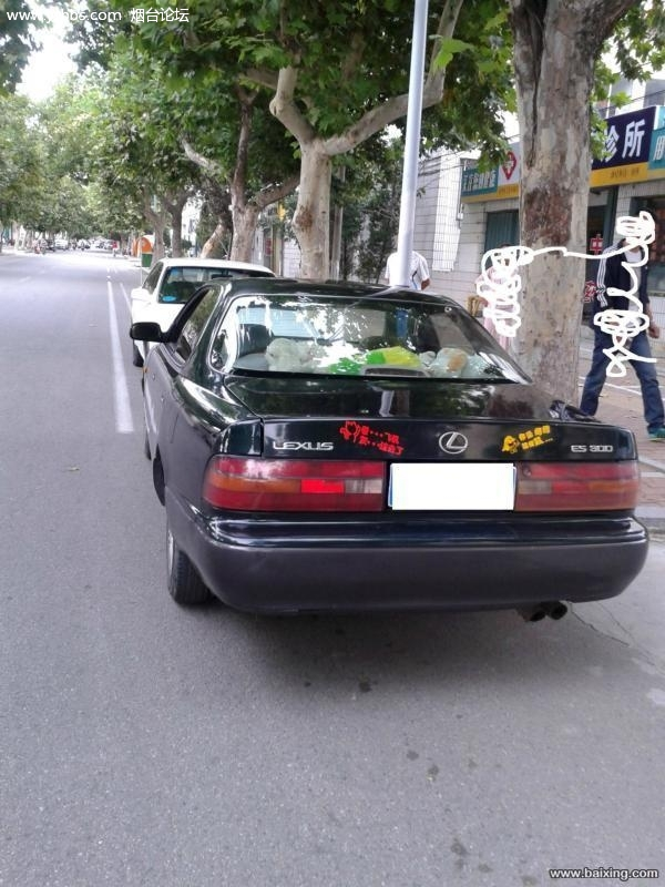 烟台论坛 烟台社区 代友出售老款凌志300超低价哈 二手车高清图片