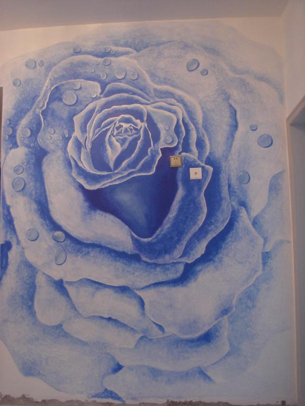手绘花朵简单彩_美甲手绘花朵图片_手绘花朵壁纸