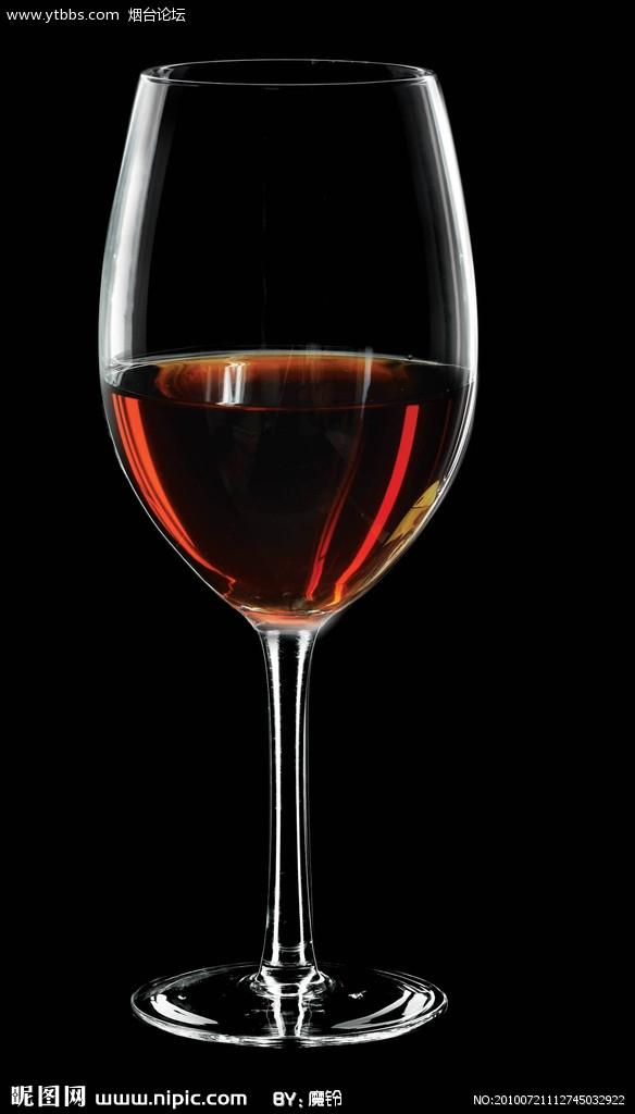 旋转红酒杯的正确方法