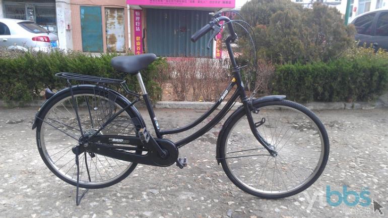 新到日本原装进口二手自行车图片