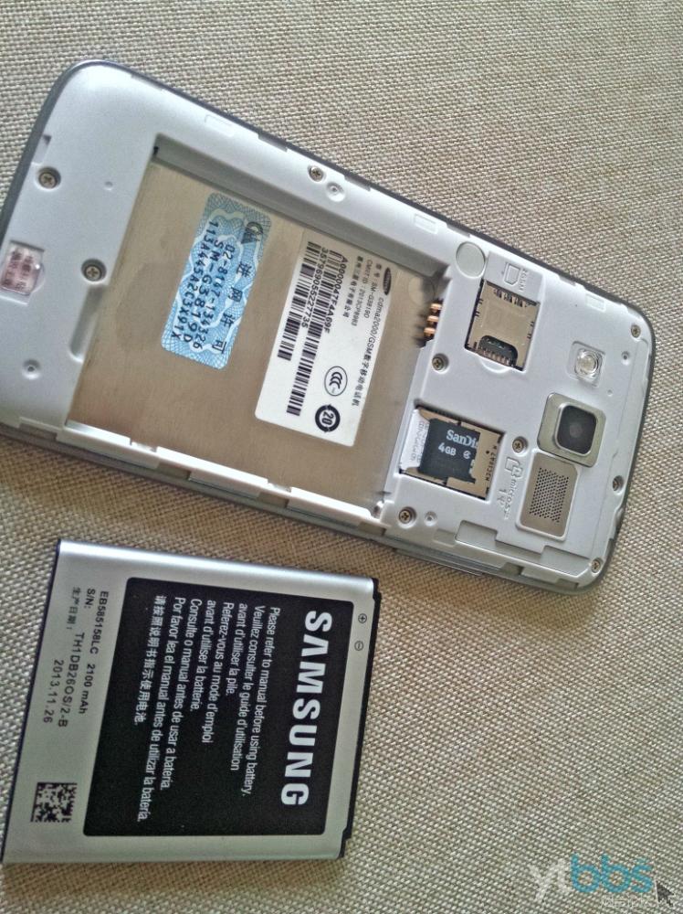 三星g3819d电信双模双卡黑色 手机 上网卡 附件