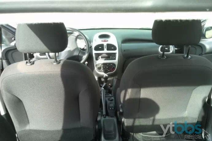 转让个人雅致灰色07年标志206. 可换奔驰smart高清图片