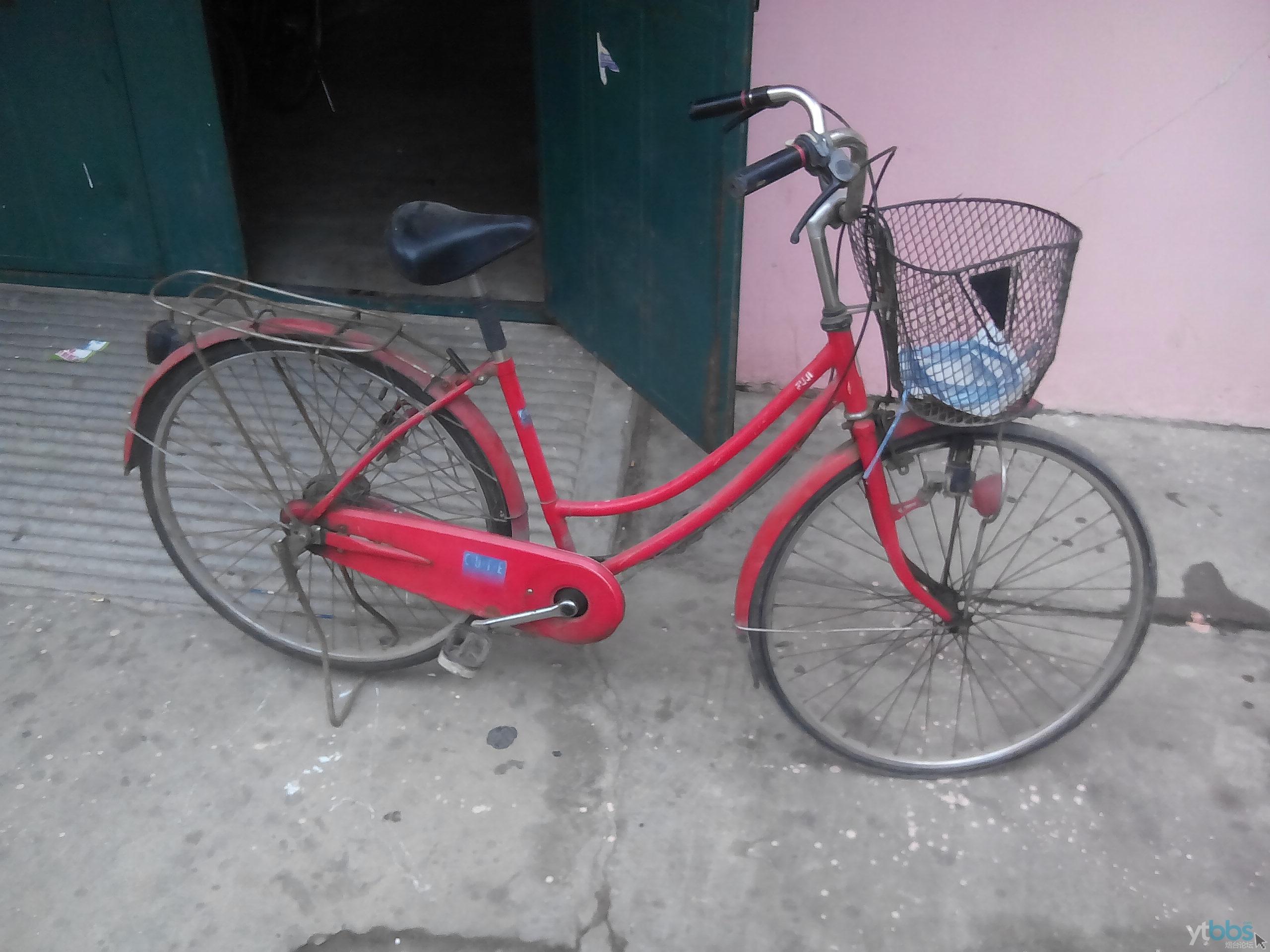 二手日本自行车图片