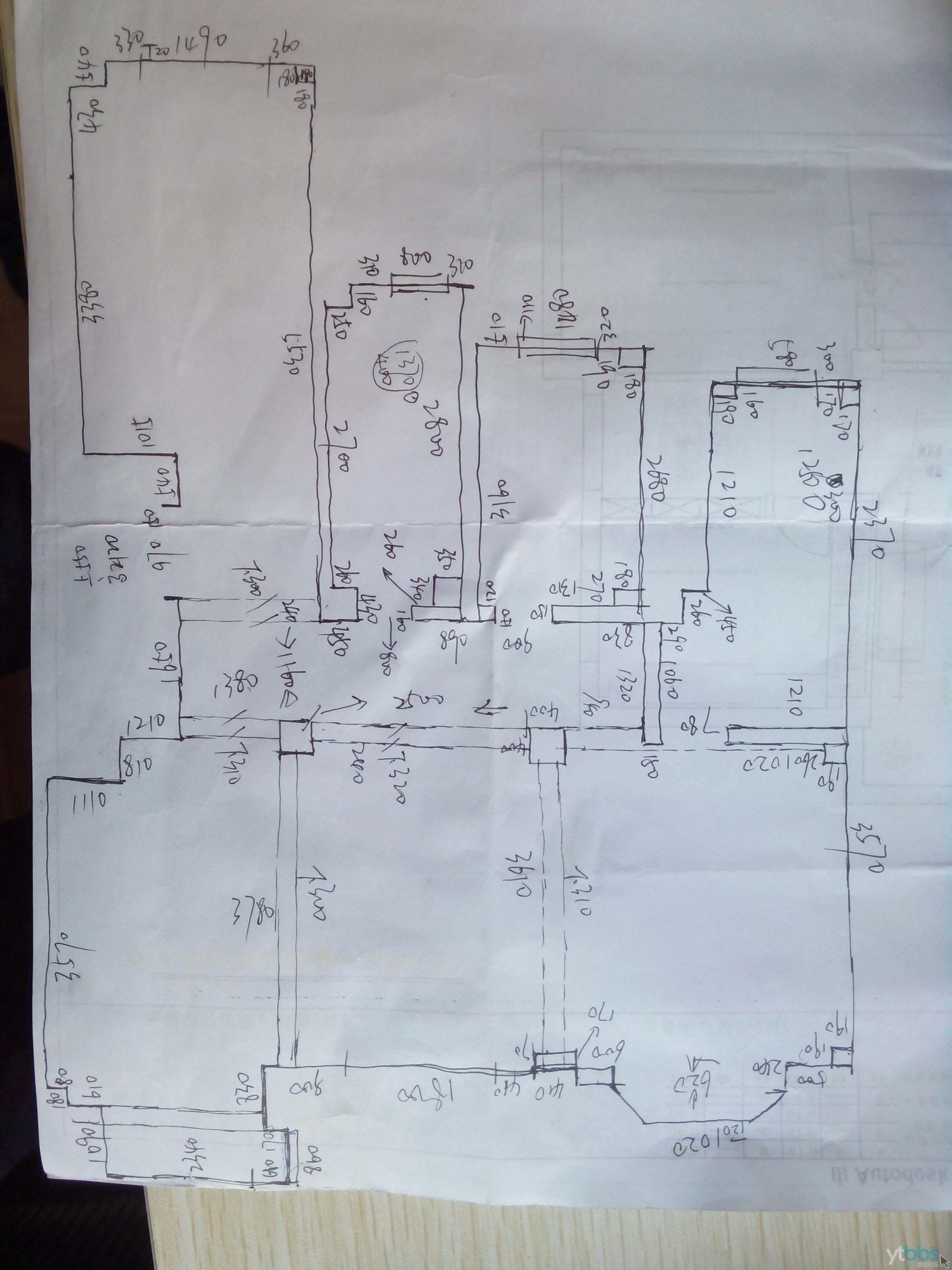 房间的详细尺寸,门窗洞口尺寸,台面宽度,卫生间上下水位置尺寸,马桶坑