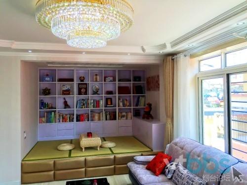 书房兼茶室