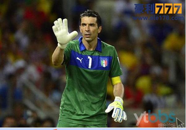 2016欧洲杯:球队巡礼——意大利