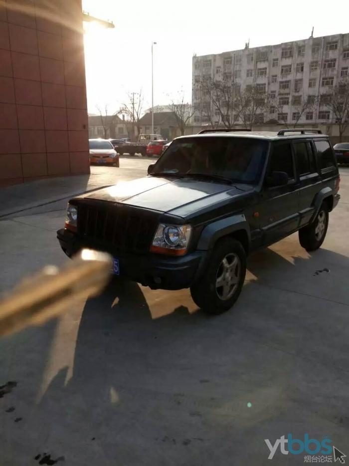 04年jeep(切诺基2500),两驱,没有改装,车况无敌,保险和年检高清图片