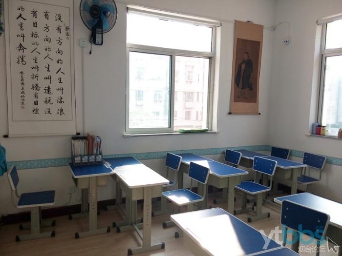 托管教室装修图片