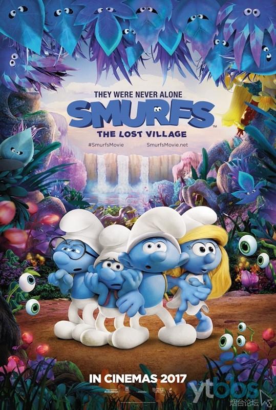 【4月亲子观影团】终于要看电影咯!!4月咱们一起与蓝精灵们探索神秘村庄吧~!