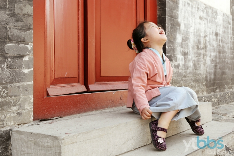 国民风户外儿童摄影