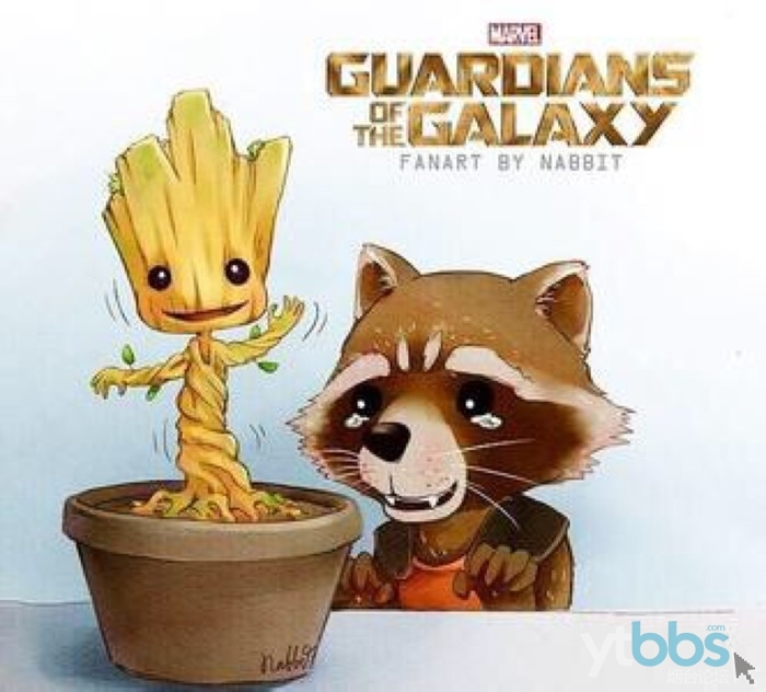 5月观影团 —— 银河护卫队,来感受与小浣熊和小树人宝宝一起保卫地球吧!
