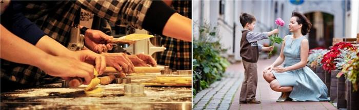 5月14日带着母亲一起来来祥和苑棠樾制作曲奇饼干共享甜蜜时光吧!