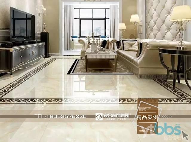 【家合装饰】地面铺装,选木地板还是地砖?