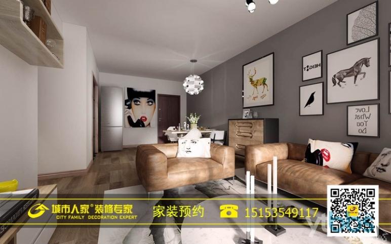 烟台装修公司烟台城市人家装饰极简风格装修效果图预约设计15153549117.jpg