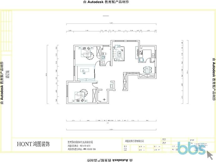 君越湾-4号楼A1 西户-Model.jpg