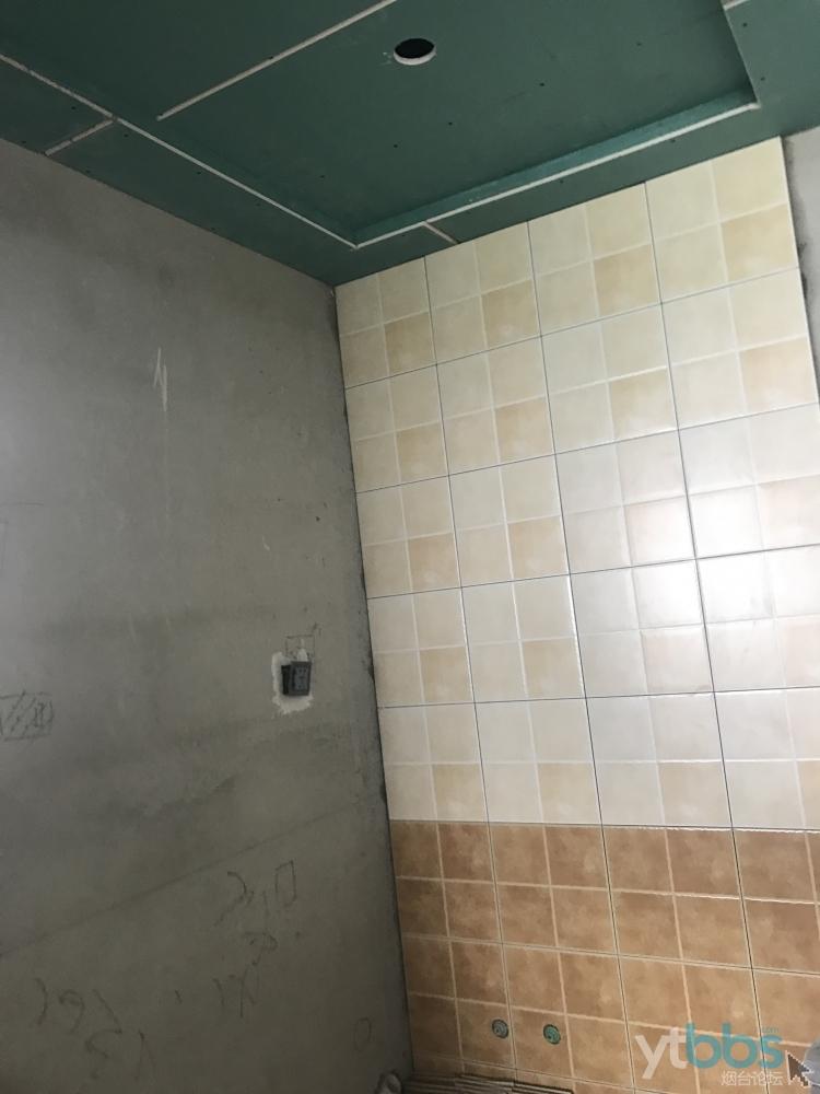 卫生间干湿分离,洗手台墙面贴砖.jpg