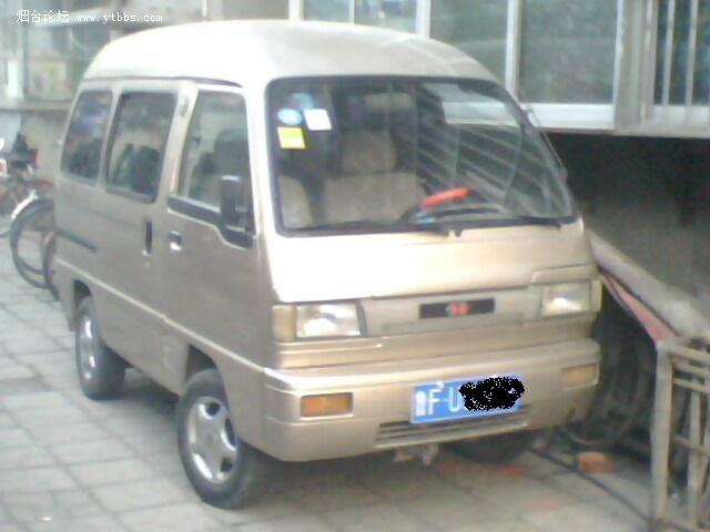出售昌河铃木面包车
