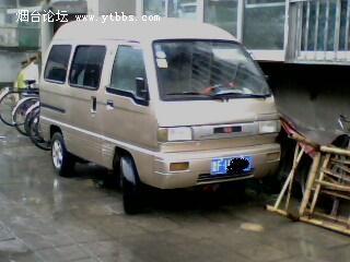 8500卖昌河铃木面包车 降价了