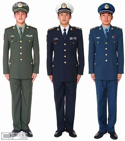 老款陆军常服图片 北洋政府陆军常服 陆军夏季常服图片