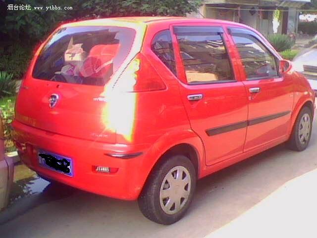 转让一辆05年哈飞路宝车 最高配置 私家一手车 刚跑了叁万高清图片