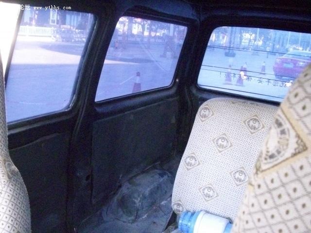 便宜出售99年松花江面包车