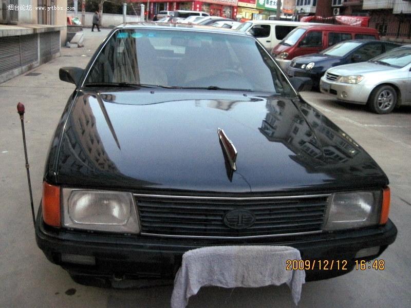 低价出售96年加长款红旗轿车 附详细车图图片
