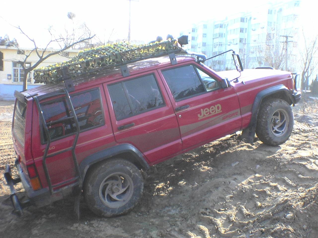 切诺基改装柴油发动机,改装柴油切诺基,柴油切诺基213改装,高清图片