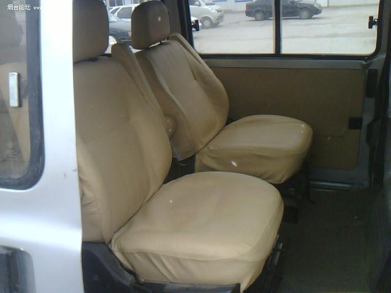 一辆96年金龙尼桑面包车 手续齐全 刚买的保险 新轮胎图片