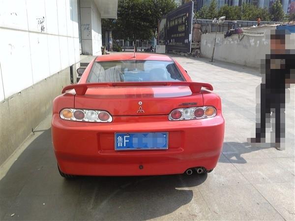 05年私家一手车吉利美人豹高清图片