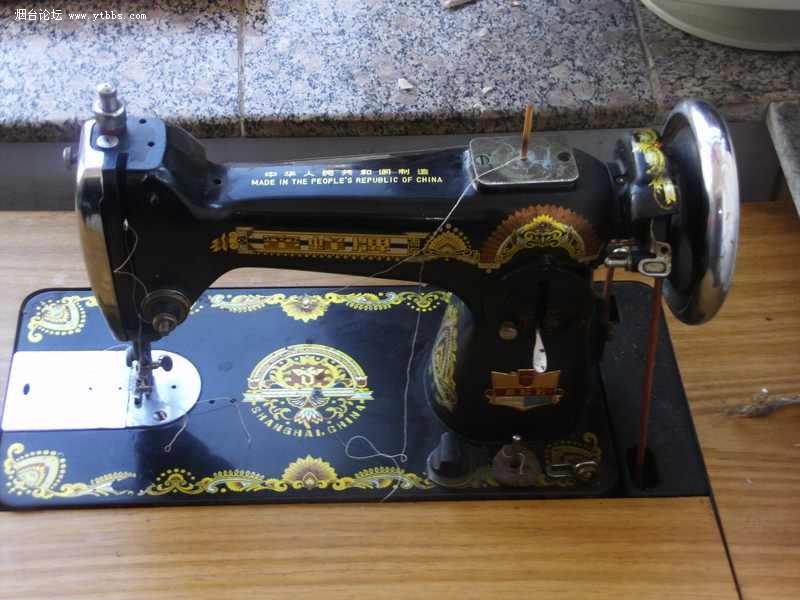 -出售老式缝纫机