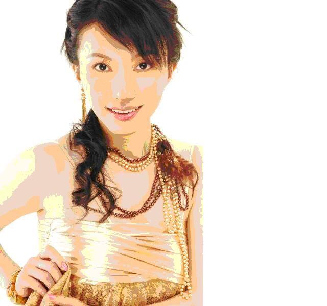 籍华人选手如何如何的漂亮