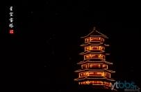 夜访金山寺