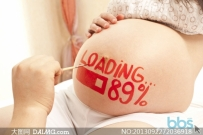 好喜欢这样的孕妇照